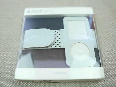Brand new Boxed Apple iPod Nano 4th Gen Armband MB769G/A