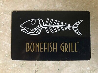 $50 Bonefish Grill, Outback, Carrabba's, Fleming's Gift Card / Bloomin' Brands
