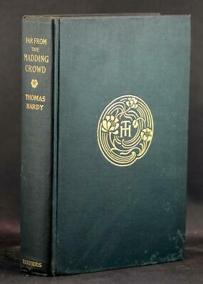 Far From The Madding Crowd by Thomas Hardy New Deluxe Slipcased Gift Hardover