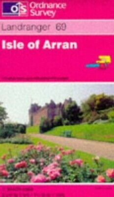 Isle of Arran (Landranger Maps) by Ordnance Survey Sheet map, folded Book The