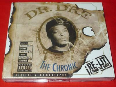 The Chronic [Re-Lit and From the Vault] [PA] by Dr. Dre (CD, Jan-2011, 2 Discs)