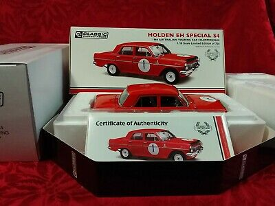Classic Carlectible 1:18 Holden EH Special S4 1964  touring car 18650