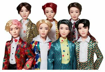 [Matel] PRE-ORDER BTS OFFICIAL FASHION DOLL