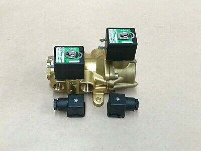 ASCO SOLENOID VALVE SCD34480 120DC for Water, Gas and Oil