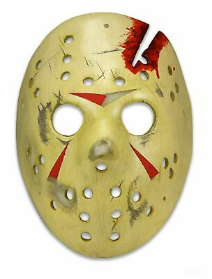 Friday the 13th - Prop Replica - Jason Mask Part 4 Final Chapter - NECA