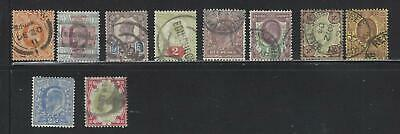 VEGAS - Britain - King Edward VII Mostly Jubilee Lot - Used - DO4