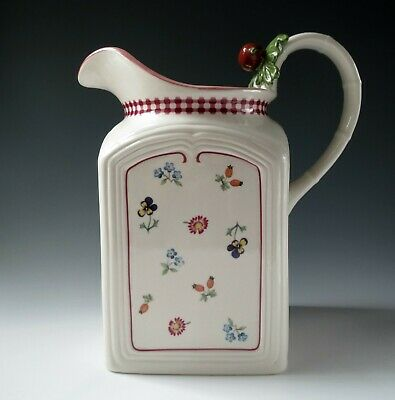 Villeroy Boch Petite Fleur Country Collection Pitcher 14 Cup 1748