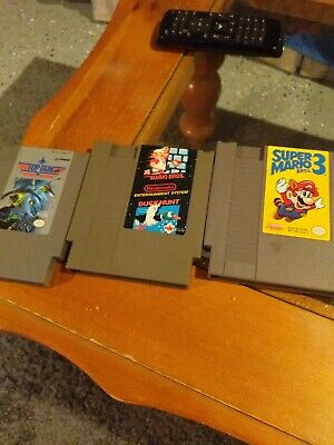 Nes games lot! Free shipping!