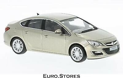 Minichamps 410042001 2012 OPEL ASTRA IN ROSSO 1:43