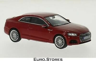 Audi A5 Coupe,red,1:43,I-Spark