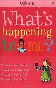 Whats Happening to Me by Meredith, Susan