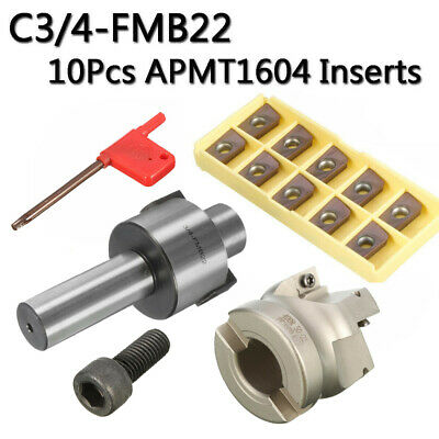 C3/4-FMB22 400R-50-22 APMT1604 set Accessories Milling Wrench Replace Parts