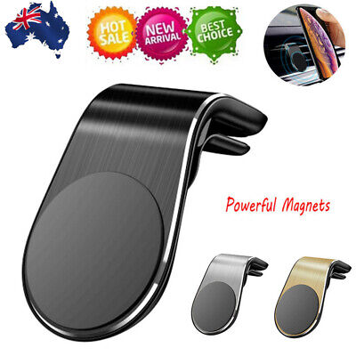 Magnetic Car Phone Holder Air Vent Universal Car Mount for Mobile Cell Phone GPS