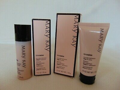 Lot Of 2 MARY KAY TIMEWISE MICRODERMABRASION  NEW