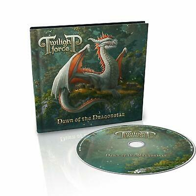 Twilight Force - Dawn of the Dragonstar CD ALBUM NEW (14TH AUG)