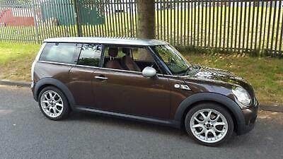 Mini Mini Clubman 1.6 manual 5d Cooper S 2009 model only 56,000 miles