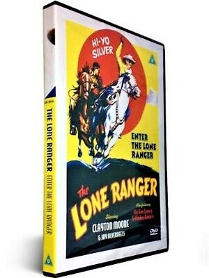 Enter THE LONE RANGER:Six Gun Legacy;Finders Keepers1949-1957 UK DVD671765904690