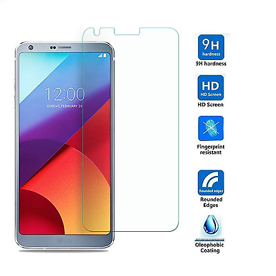 Gorilla Permium Real Tempered Glass Cover Screen Protector Saver For LG G6