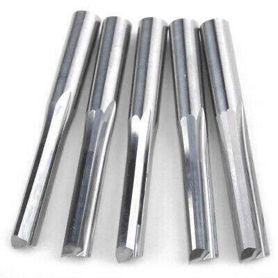 Cutter End mills Tools Bits Solid Carbide Plywood Lathe Straight shank