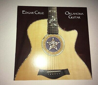 Edgar Cruz - Oklahoma Guitar (CD) 2011
