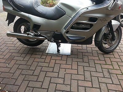 Motorcycle Centre Stand Swivel Turntable