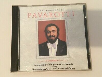 Luciano Pavarotti - The Essential Pavarotti CD 1990 DECCA