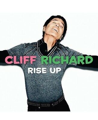 Cliff Richard - Rise Up - Warner Bothers 0190295563059 2018