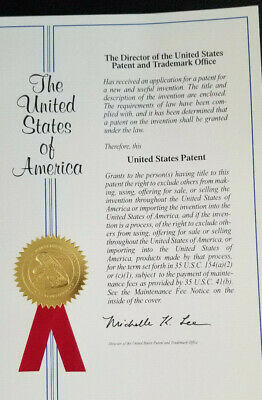 US. Patent for sale with website, moulds, and inventory of products
