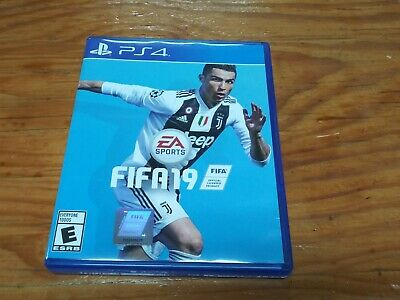 FIFA 19 PlayStation 4, PS4 - Good Condition.