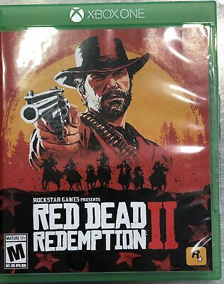 Red Dead Redemption II for Xbox One