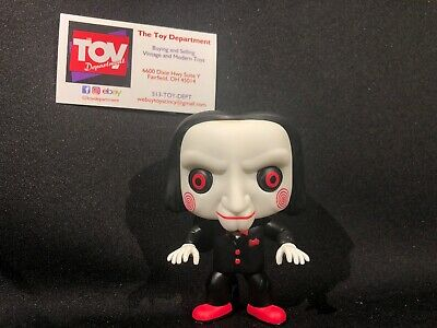 FUNKO POP! Figure Loose OOB- Horror SAW Billy the puppet 52