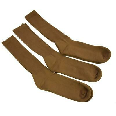 3-Pack USOA Military Antimicrobial Boot Socks (3 Pack) USA Made USGI Issue