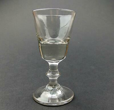 Antique Glass : A Victorian Penny Lick ice cream / Deceptive Glass C.19thC