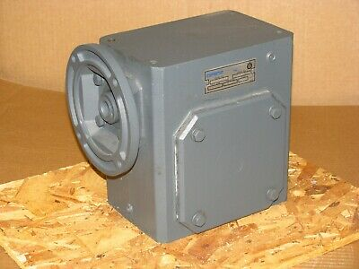 New Sterling Electric Worm Gear Speed Reducer #325BQ050142 - 50:1 ratio