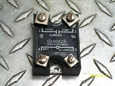 Gordos G240A25 Solid State Relay