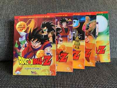 DRAGON BALL Z serie DVD anime