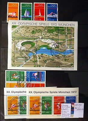GERMANY WEST 1992 Olympics Fine/Used As Described NR85