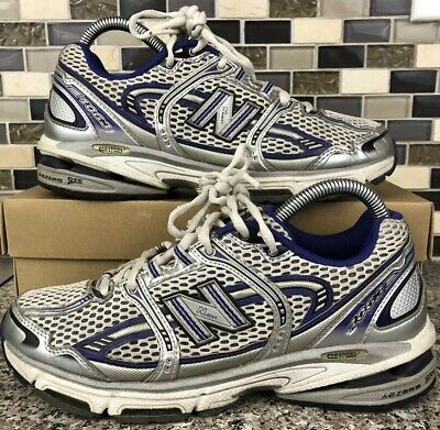 nouveau style 3c1a9 b8ff3 NEW BALANCE WR645WB White/Blue Running Shoes 7 - $59.99 ...