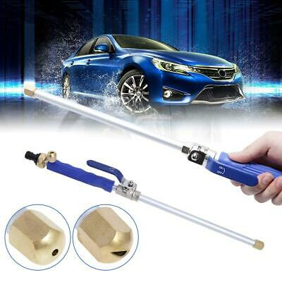 "18"" Aluminium High Pressure Power Car Washer Spray Nozzle Cold Water Gun  A#S"