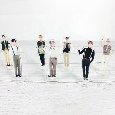 2019 BTS FESTA 5th Muster Acrylic Standee Figure Doll Members