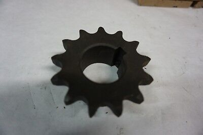 New Old Stock Martin 60BS12 1 1/4 Bore Sprocket #60, 12 Teeth