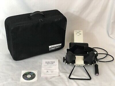Saunders Cervical Neck Traction Device Home Therapy HomeTrac Deluxe w/ Case +!!!