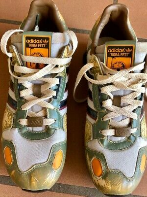 ADIDAS ORIGINALS X Star Wars wars ZX 800 Boba Fett schuhe No