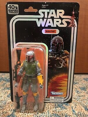 SDCC 2019 Exclusive Star Wars The Black Series Boba Fett - IN HAND Hasbro