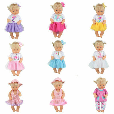 Leisure Set Clothes Fit 42 cm Nenuco Doll Hermanita Doll Accessories