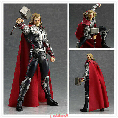 Marvel Avengers Thor Odinson Figma Action Figure movable toy Collection Gift !