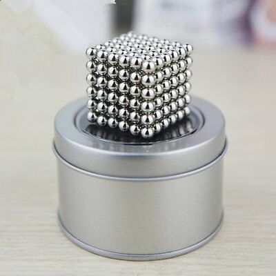 3mm Magic Magnet Balls 216pcs Strong Magnetic Puzzle Game For Stress Relief eK