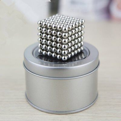 3mm Magic Magnet Balls 216pcs Strong Magnetic Puzzle Game For Stress Relief eO