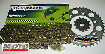 Kit Trasmissione Catena Honda 750 Integra '14-'18 520 H Ognibene Pbr Superrinfor