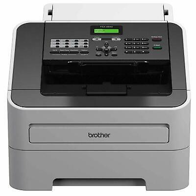 Brother FAX-2940 High Speed Mono Laser Fax Machine Extra Original Brother